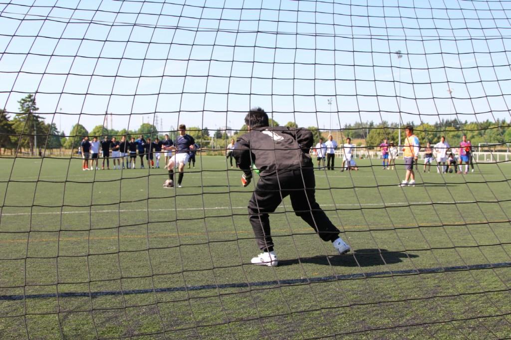 Journée Sportive 2011 : Les tirs au but