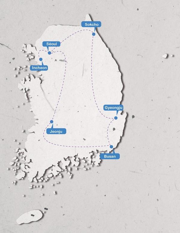 Itineraire Voyage Rc Ete 2014