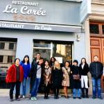 dejeuner à lyon du 8 mars 2014