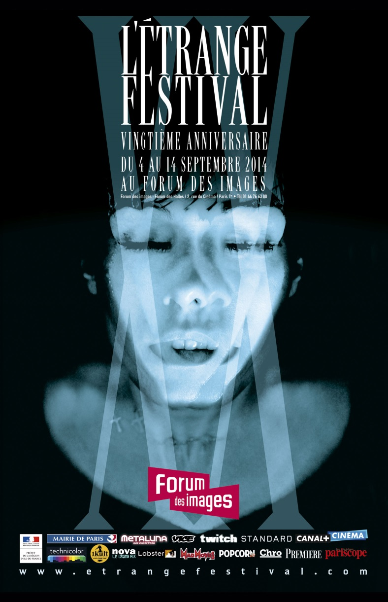 Affiche de l'Etrange Festival 2014