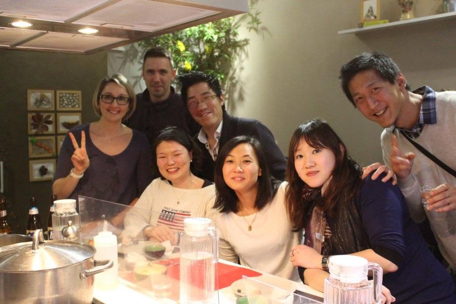 Photo Seollal de Racines coréennes 2015 à Toulouse 5