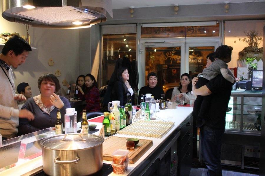 Photo Seollal de Racines coréennes 2015 à Toulouse 6