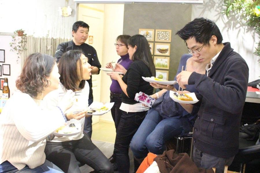 Photo Seollal de Racines coréennes 2015 à Toulouse 10