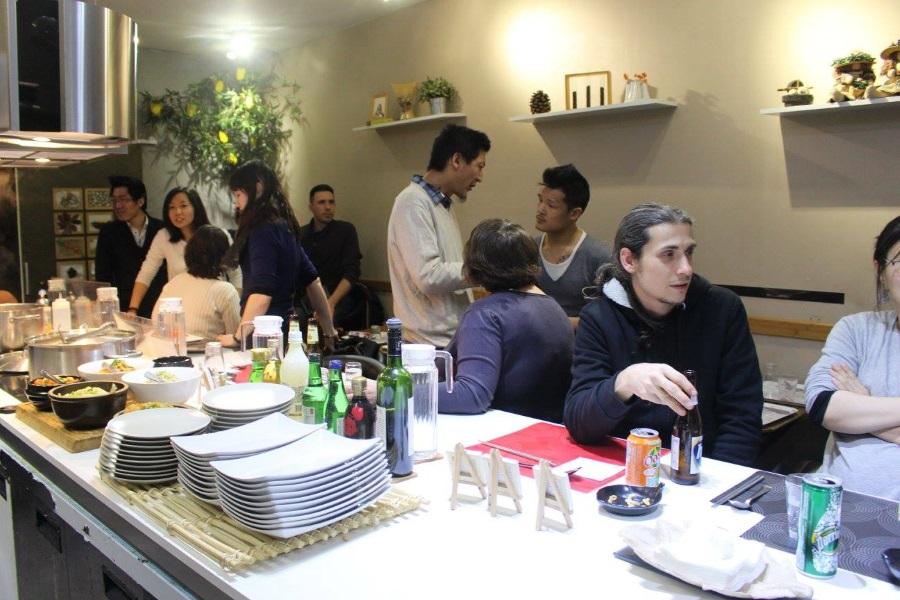 Photo Seollal de Racines coréennes 2015 à Toulouse 11