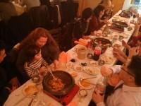 Photo groupe du déjeuner mensuel parisien de Racines coréennes de janvier 2014 2