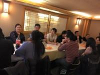 Photo du déjeuner mensuel parisien de Racines coréennes de février 2015 4