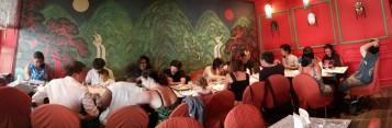 Photo du déjeuner parisien de la mi-été de Racines coréennes juillet 2014 2