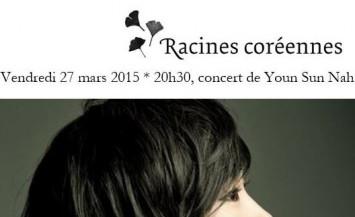 Concert Youn Sun Nah Racines coreennes