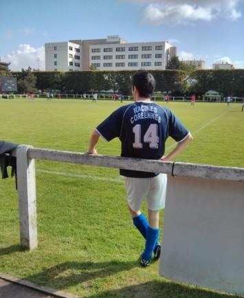 maillot 14 de Racines coréennes