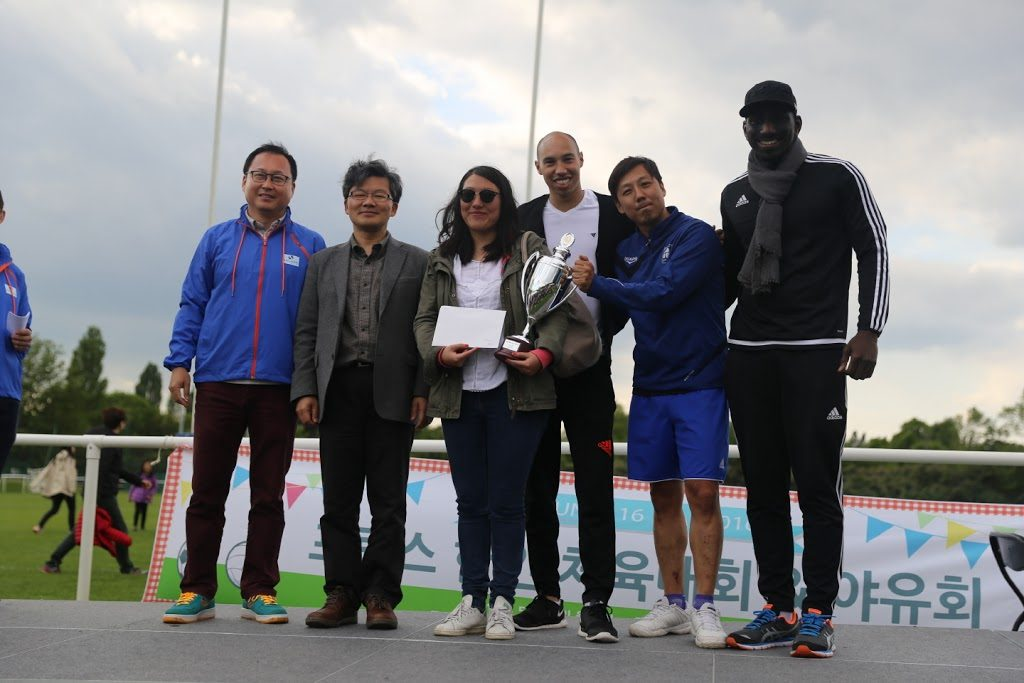 2nd place au tournoi de football - © Francezone