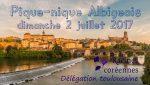 Pique-nique à Albi - 2 juin '17