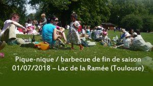 Pic-nic à Toulouse1er juillet 2018
