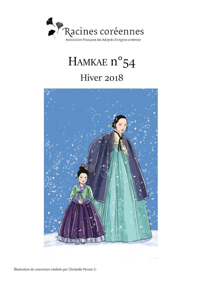 Couverture du e-hamkae 54