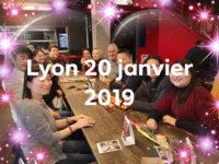 Photo déjeuner Racines coréennes à Lyon, le 20 janv 2019 -01