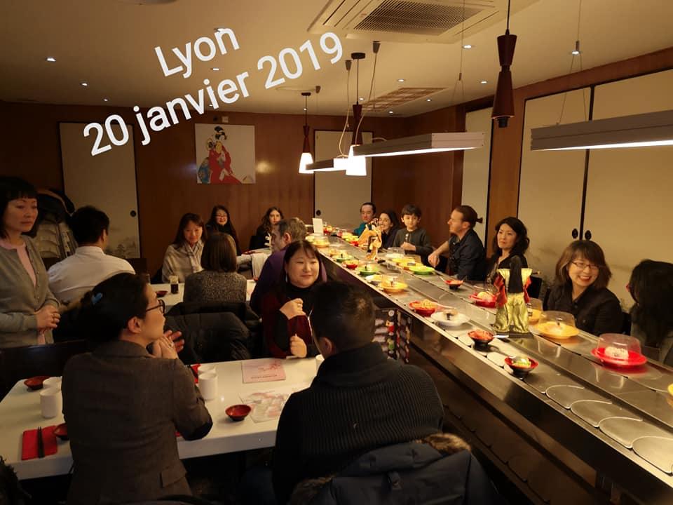 Photo déjeuner Racines coréennes à Lyon, le 20 janv 2019 -02