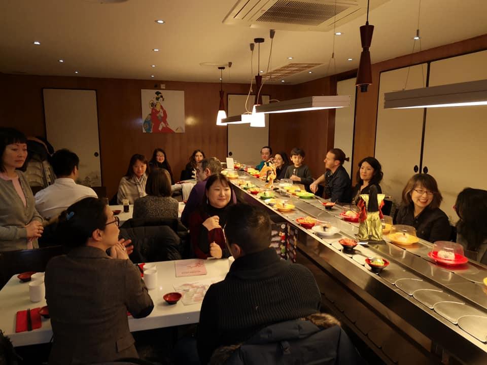 Photo déjeuner Racines coréennes à Lyon, le 20 janv 2019 -06
