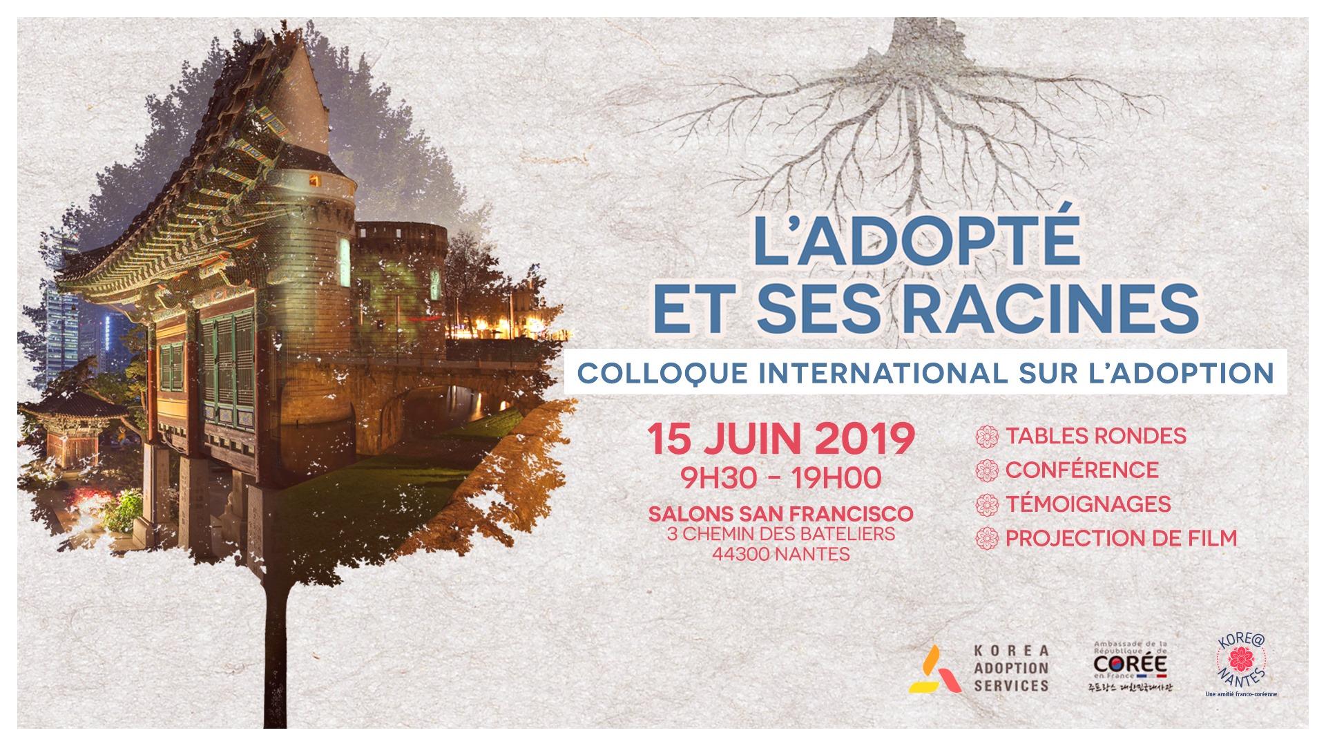 L Adopte Et Ses Racines Colloque International Sur L