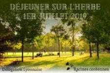 Pique-nique de juillet 2019 à Lyon